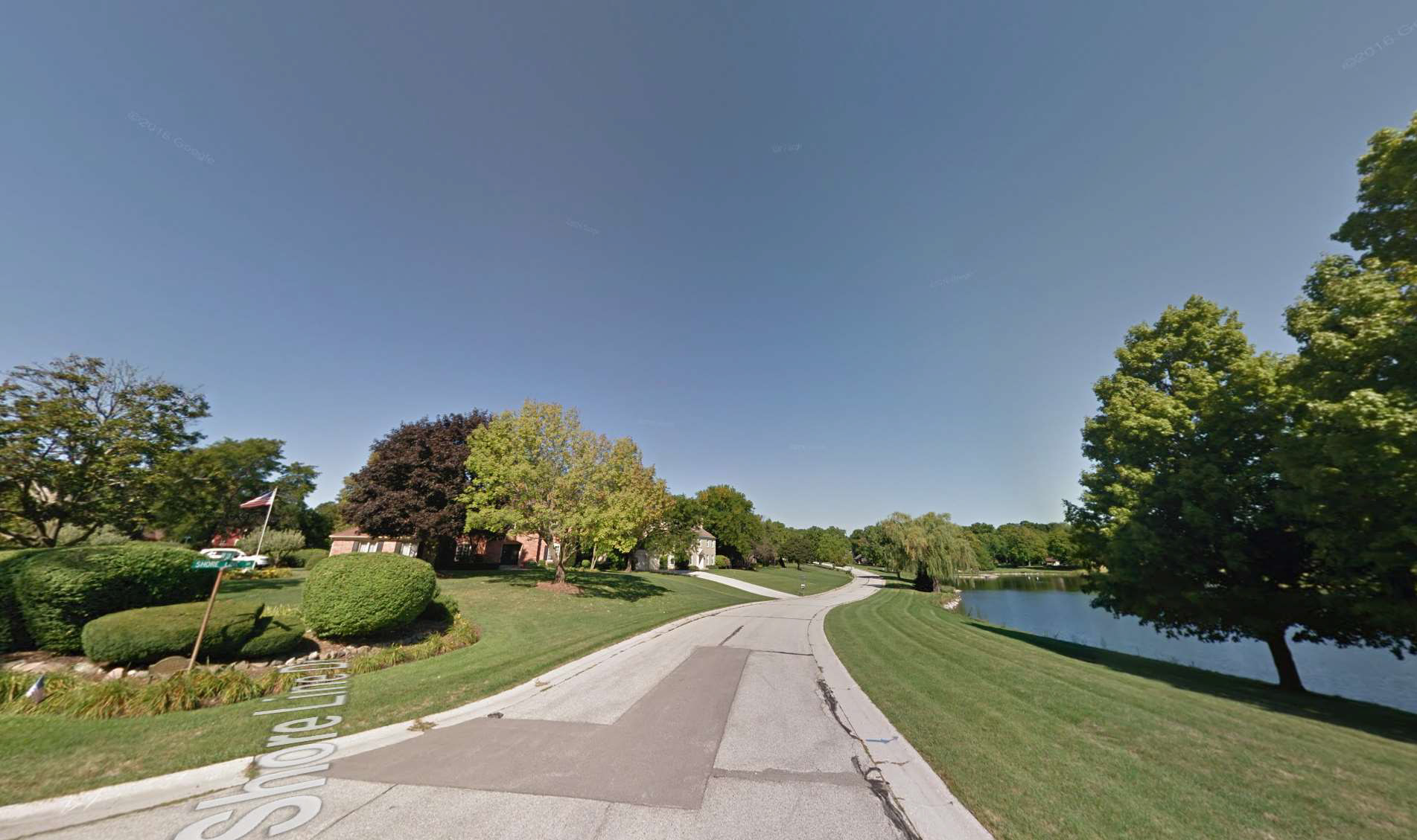street view of high opportunity neighborhood in Milwaukee