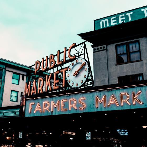Seattle's public market